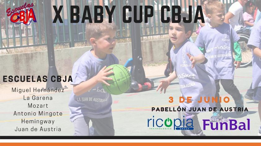 X BABY CUP CBJA