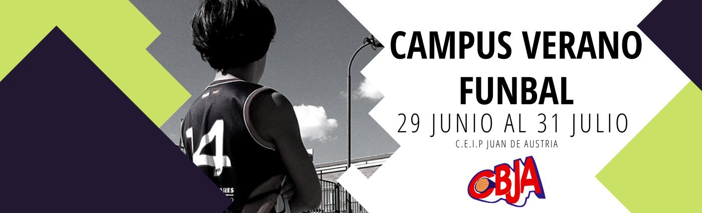 Campus Verano Funbal 2020