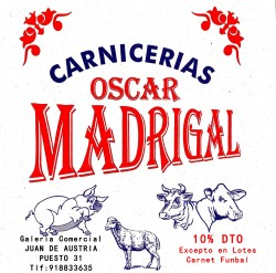 Carnicerias Oscar Madrigal